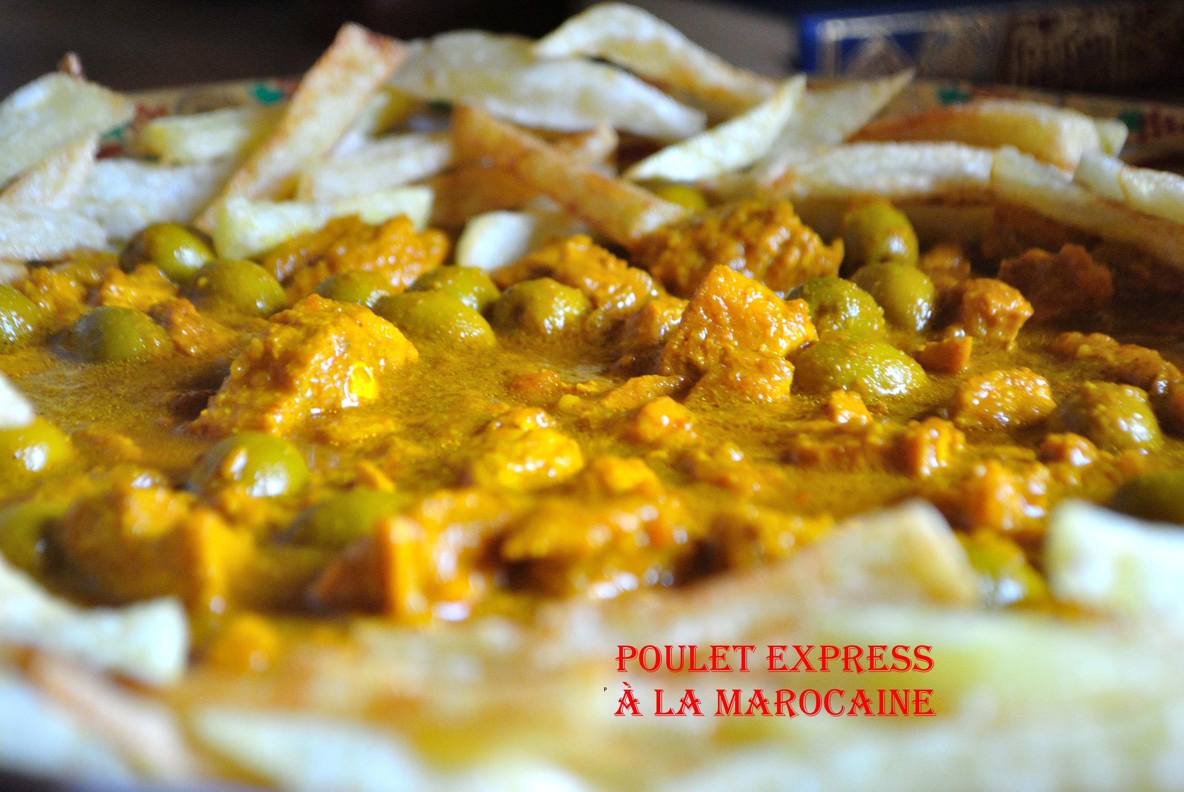 Escalopes De Poulet A La Marocaine On Dit Merci Tata So The