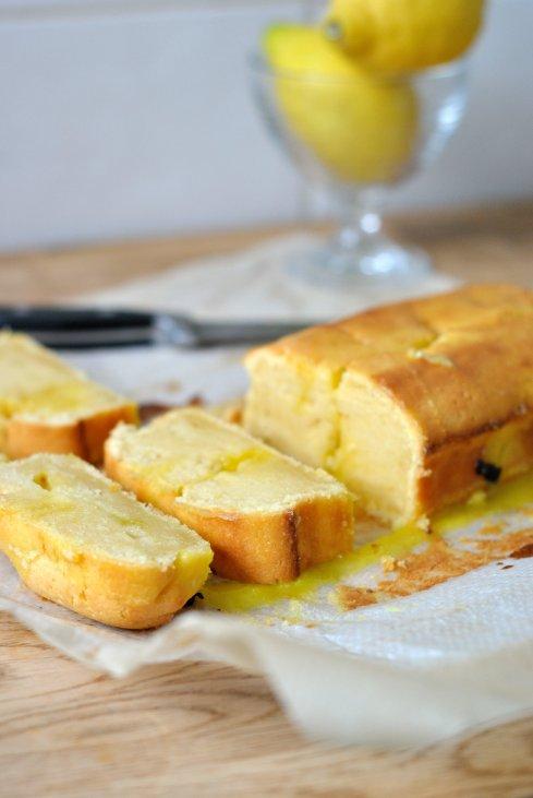 Extra Fondant au Citron avec Glaçage canon (pour ceux qui aiment les rimes bidon)