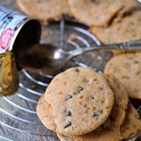 Cookies Crème de Marrons & Pépites de Chocolat