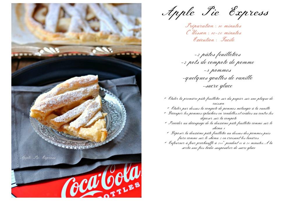 apple pie express recette