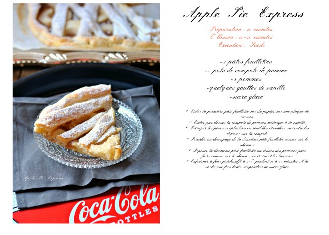 apple pie express recette