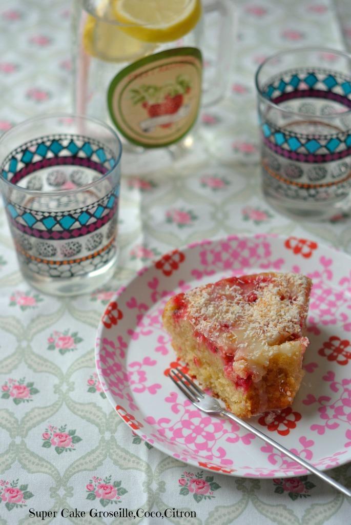 Super Cake Groseille,Coco,Citron1