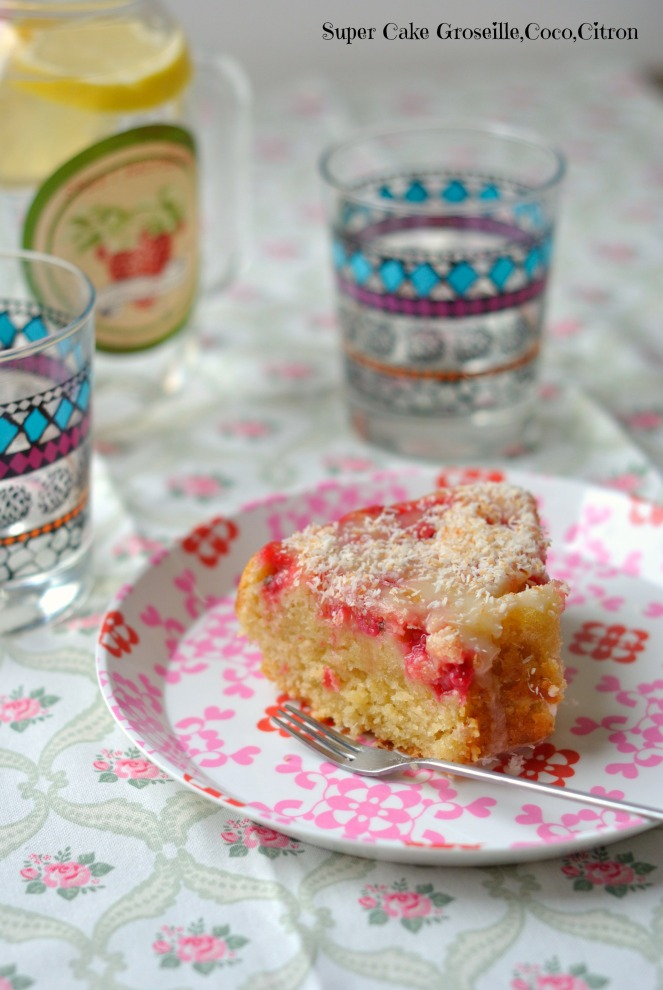 Super Cake Groseille,Coco,Citron3