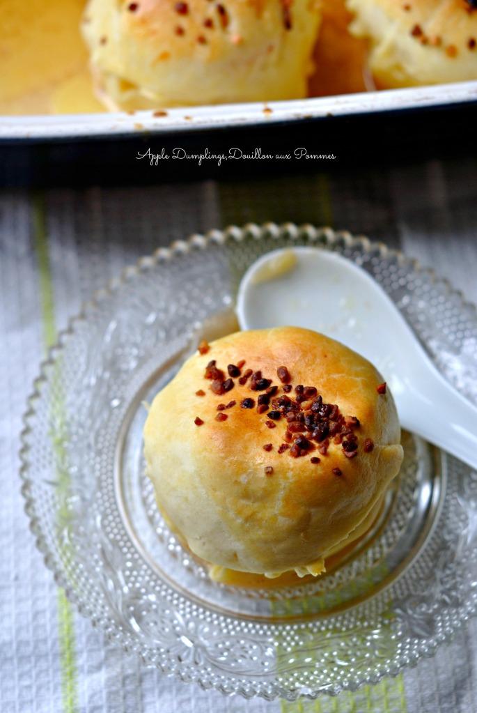 Apple Dumplings 3