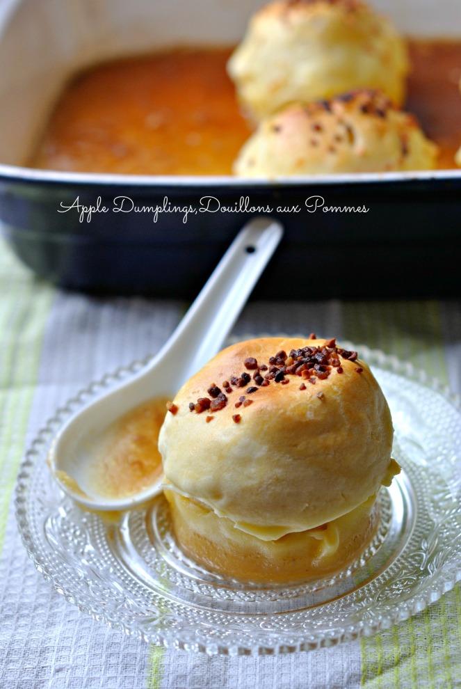 Apple Dumplings 4