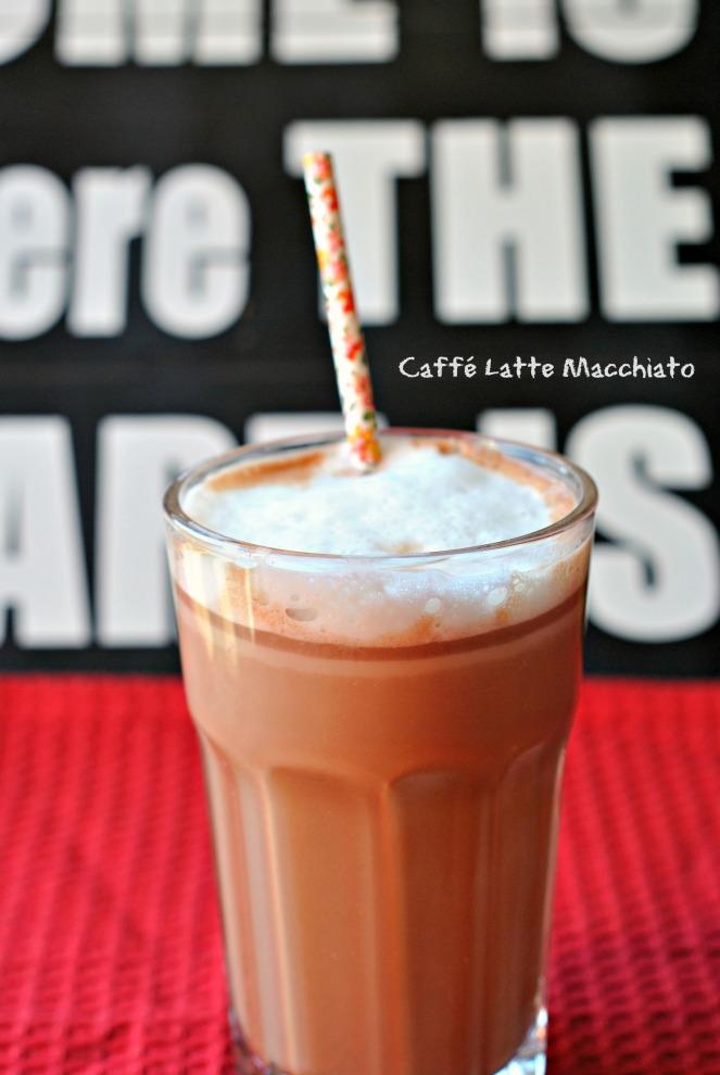 Caffé Latte Macchiato 3