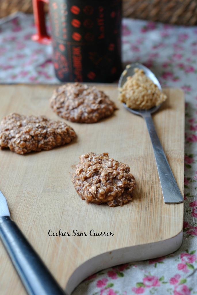 Cookies Sans Cuisson 1