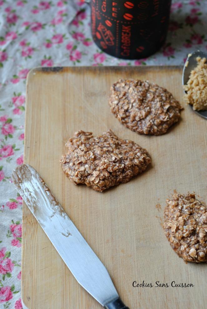 Cookies Sans Cuisson 2