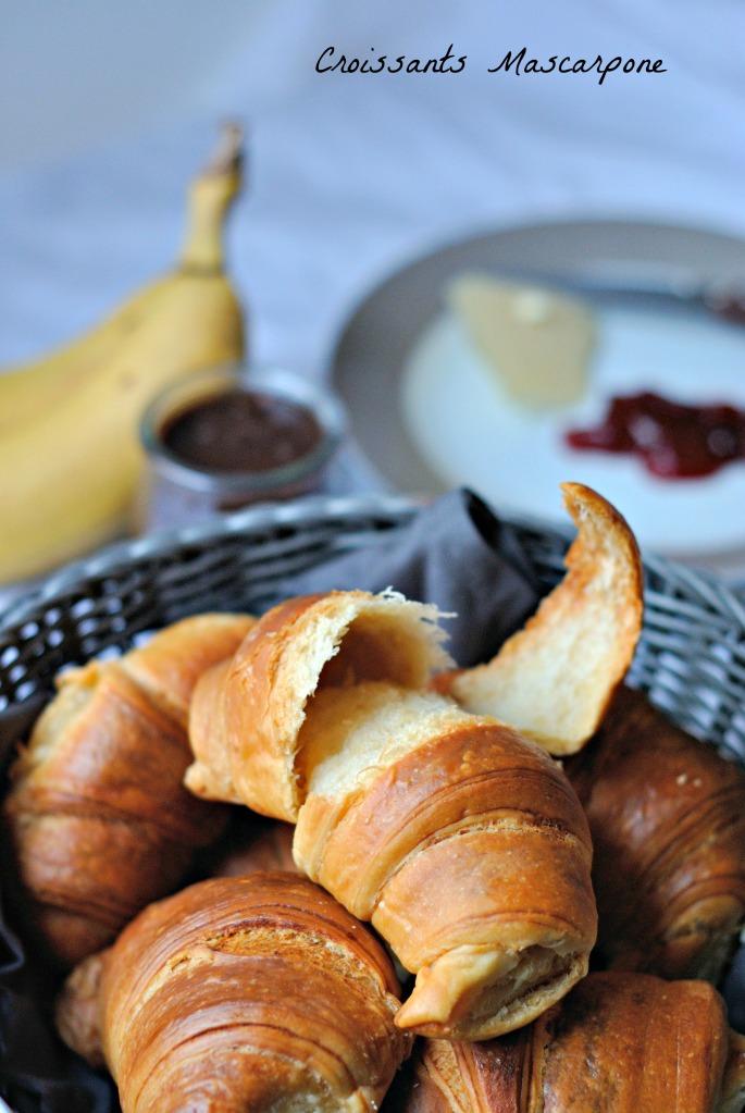 Croissants Mascarpone 3