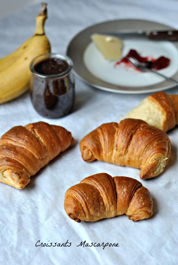 Croissants Mascarpone 5