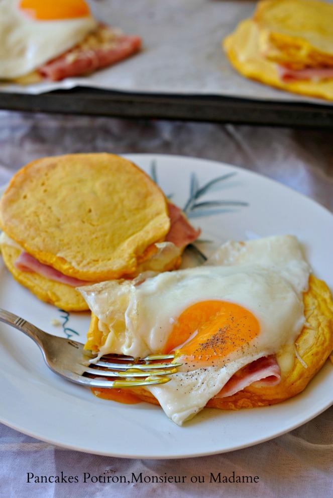 Pancakes Potiron,Monsieur ou Madame 3