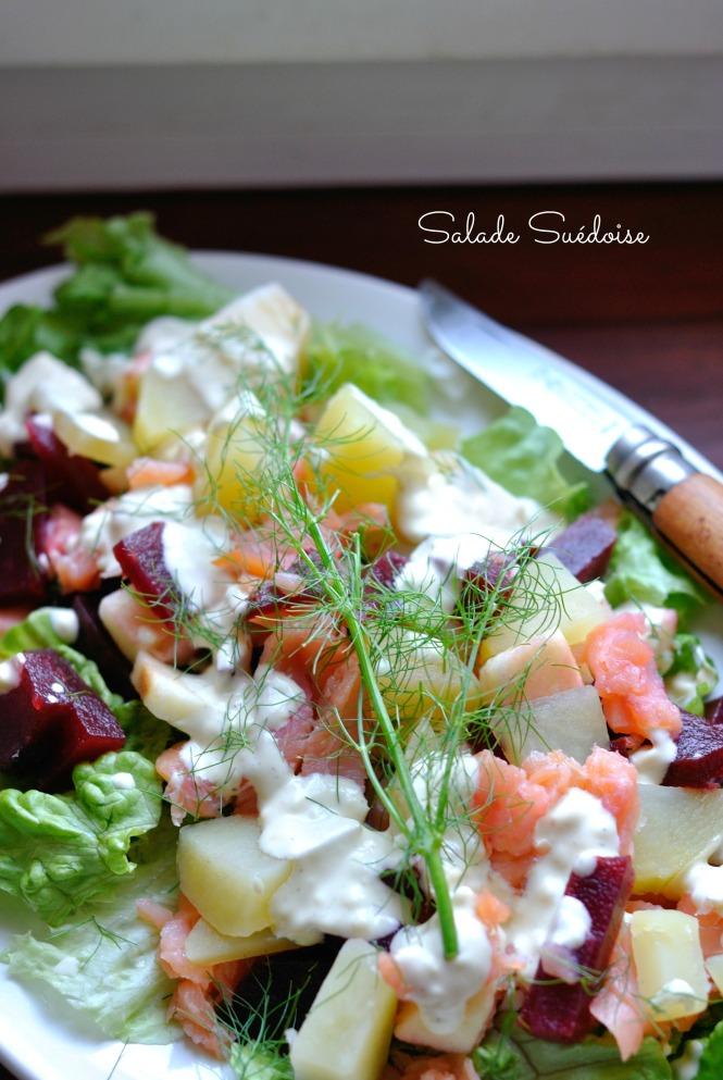 Salade Suédoise 3