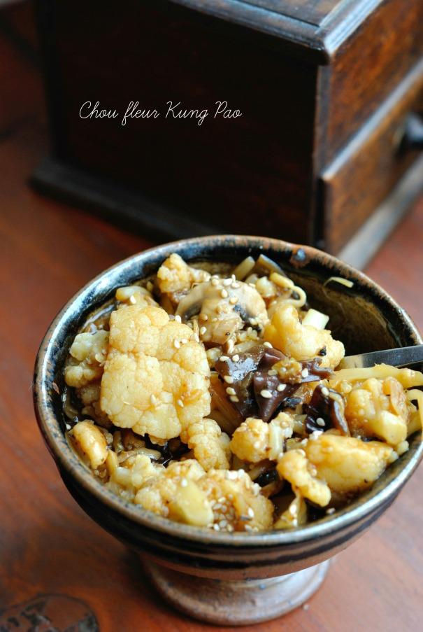 Chou Fleur Kung Pao 1