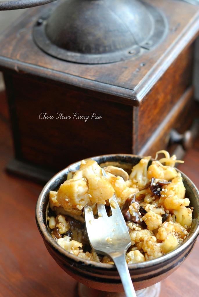 Chou Fleur Kung Pao 3