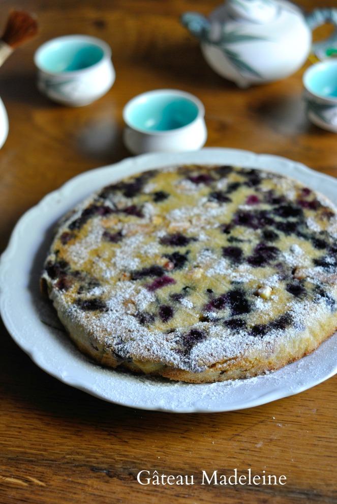 Gâteau Madeleine 1