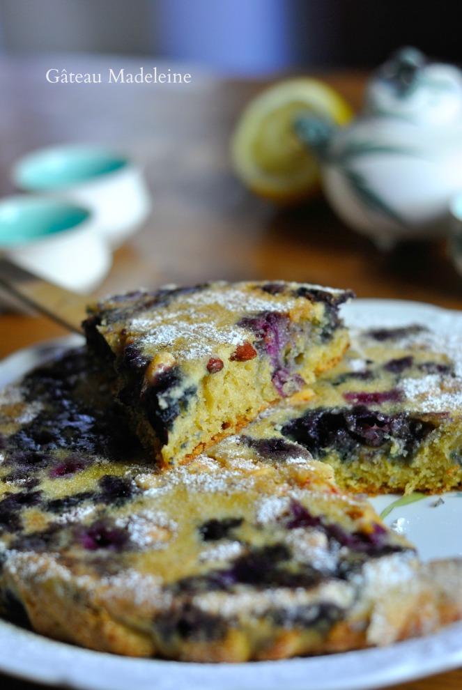 Gâteau Madeleine 4