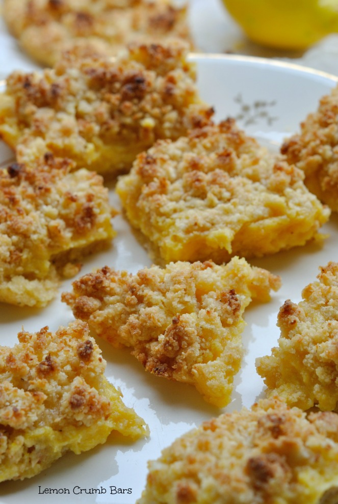 Lemon Crumb Bars 2