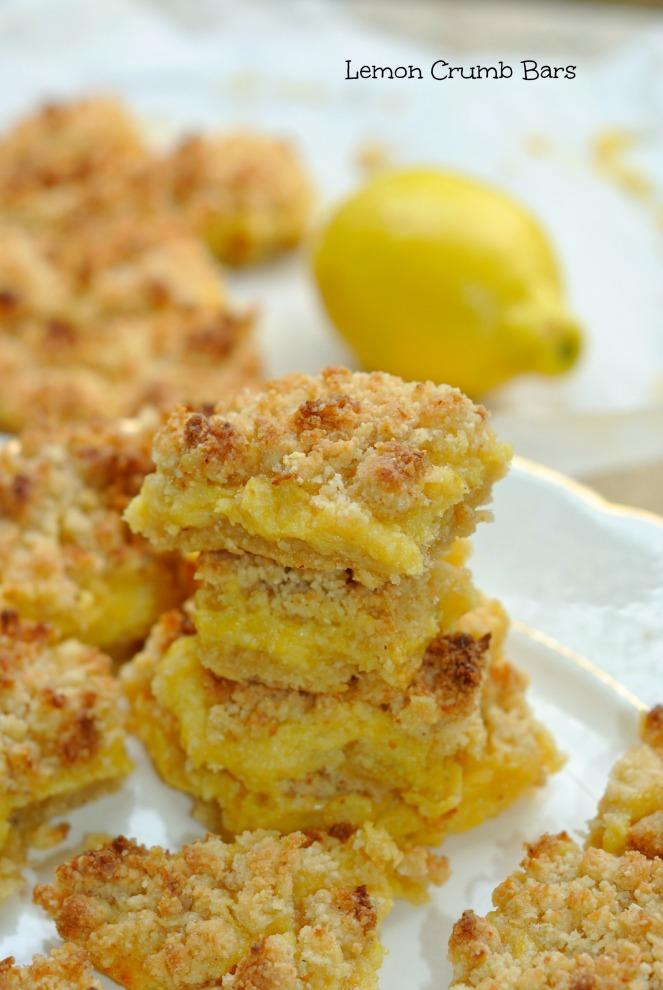 Lemon Crumb Bars 3