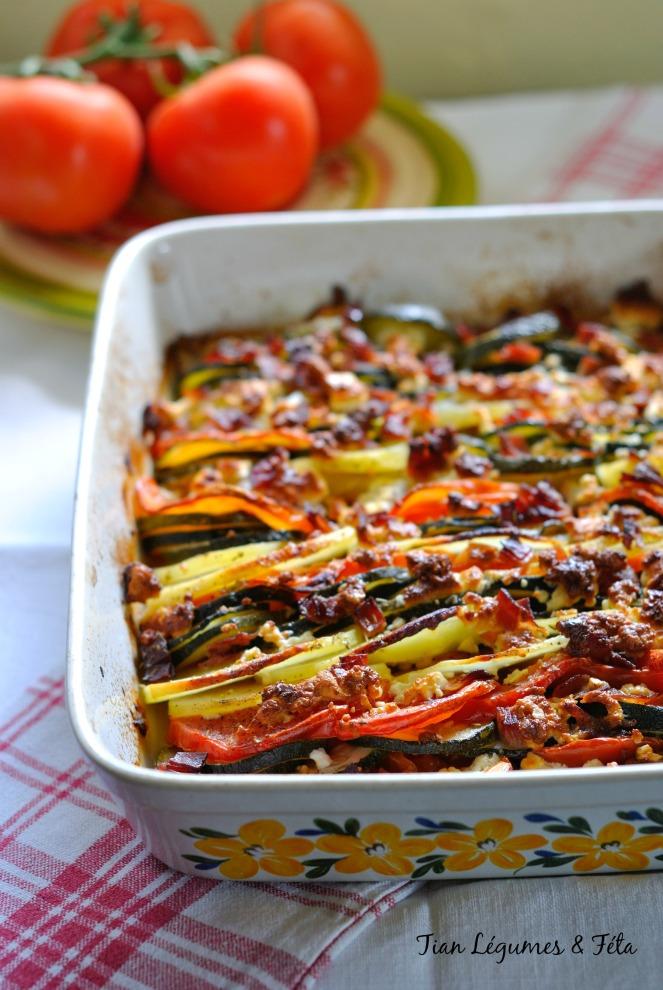 Tian Légumes & Féta 2
