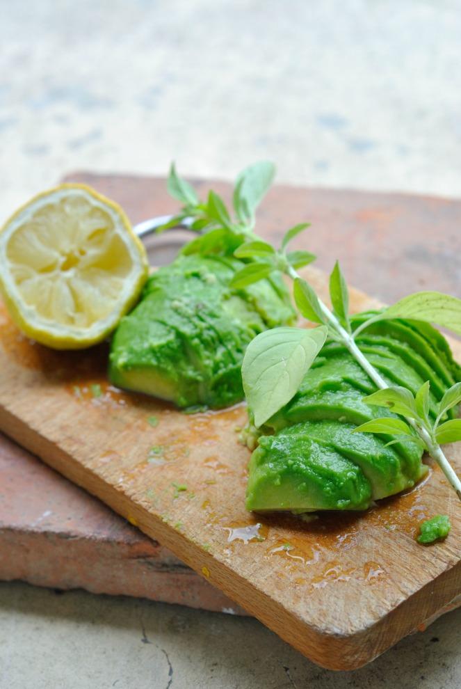 salade pdt saumon avocat 2