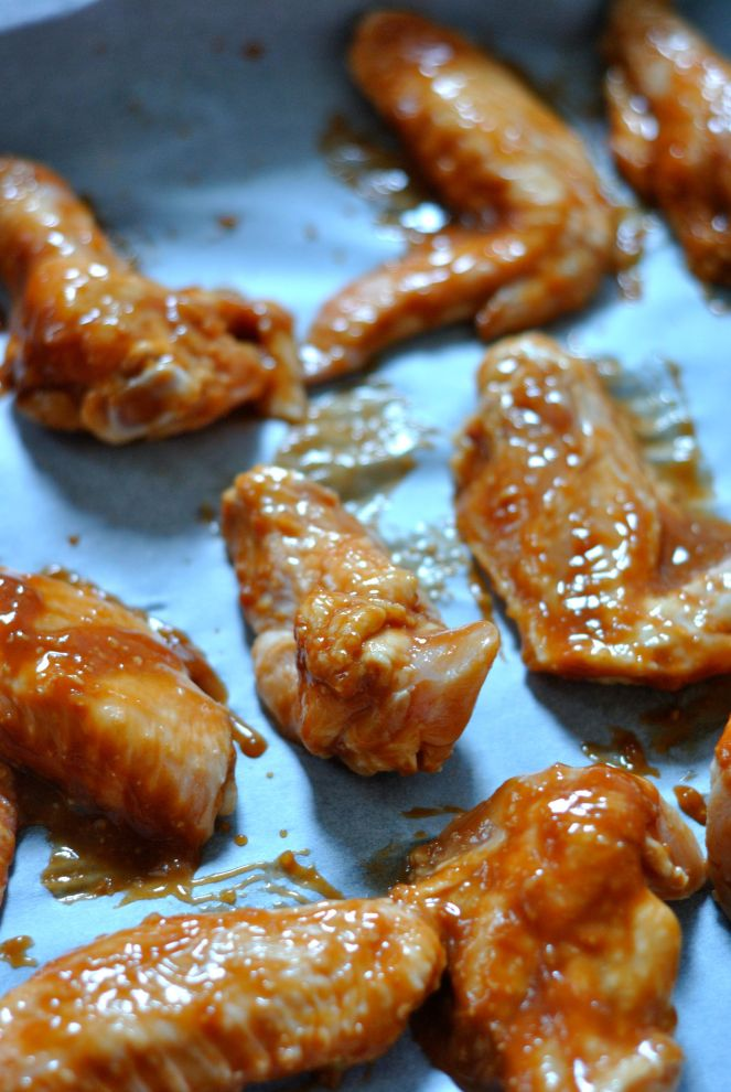 Chicken Wings prép 2