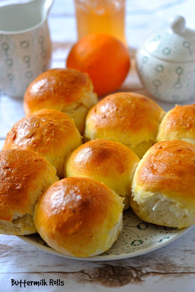 Buttermilk Rolls 1