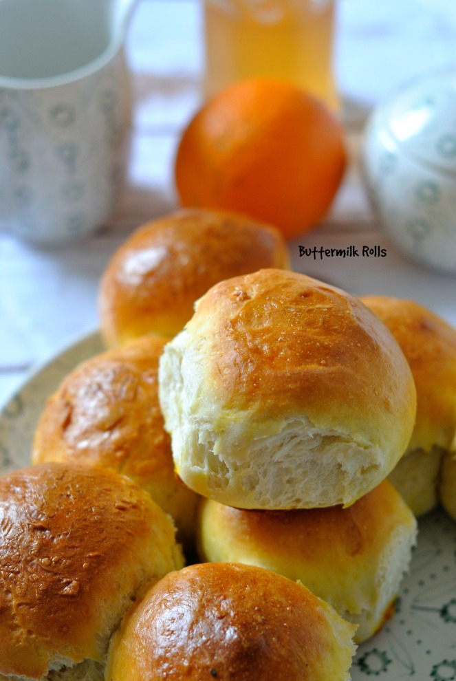 Buttermilk Rolls 2