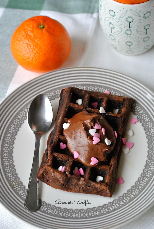 Brownie Waffles 1