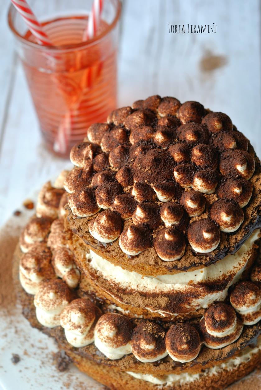 Torta Tiramisù 2
