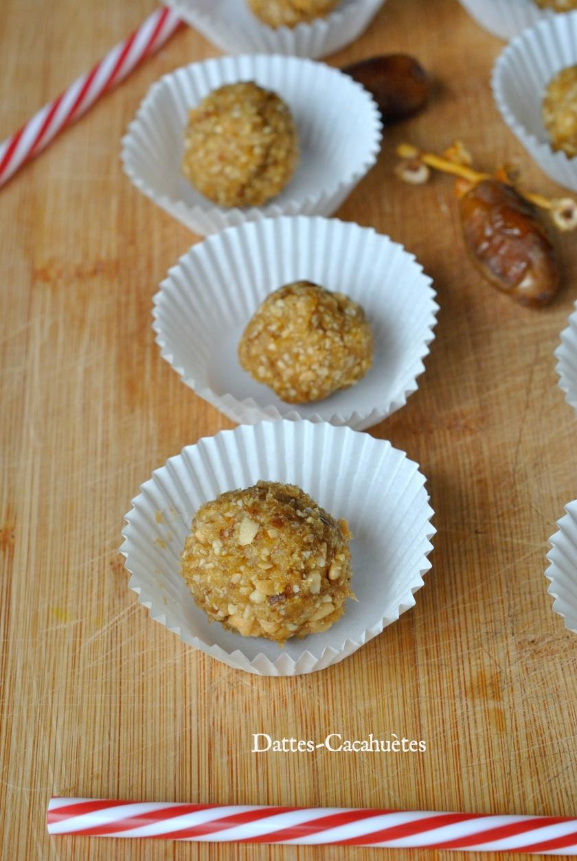 Dattes cacahuètes 1
