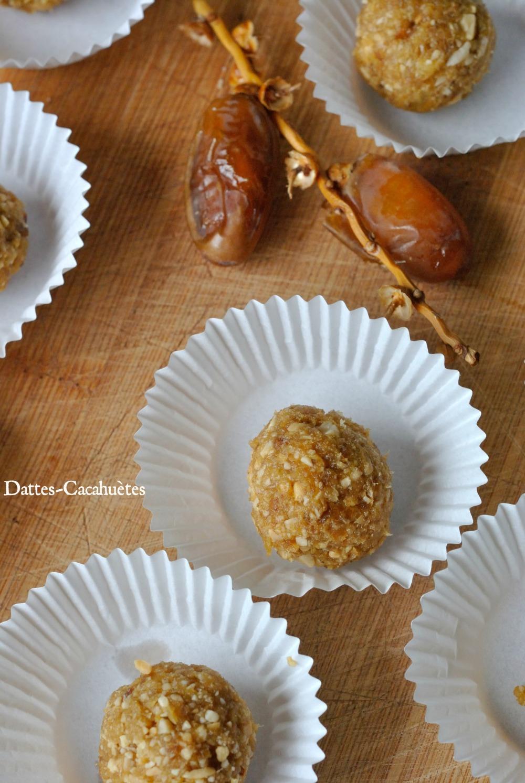 Dattes Cacahuètes 2