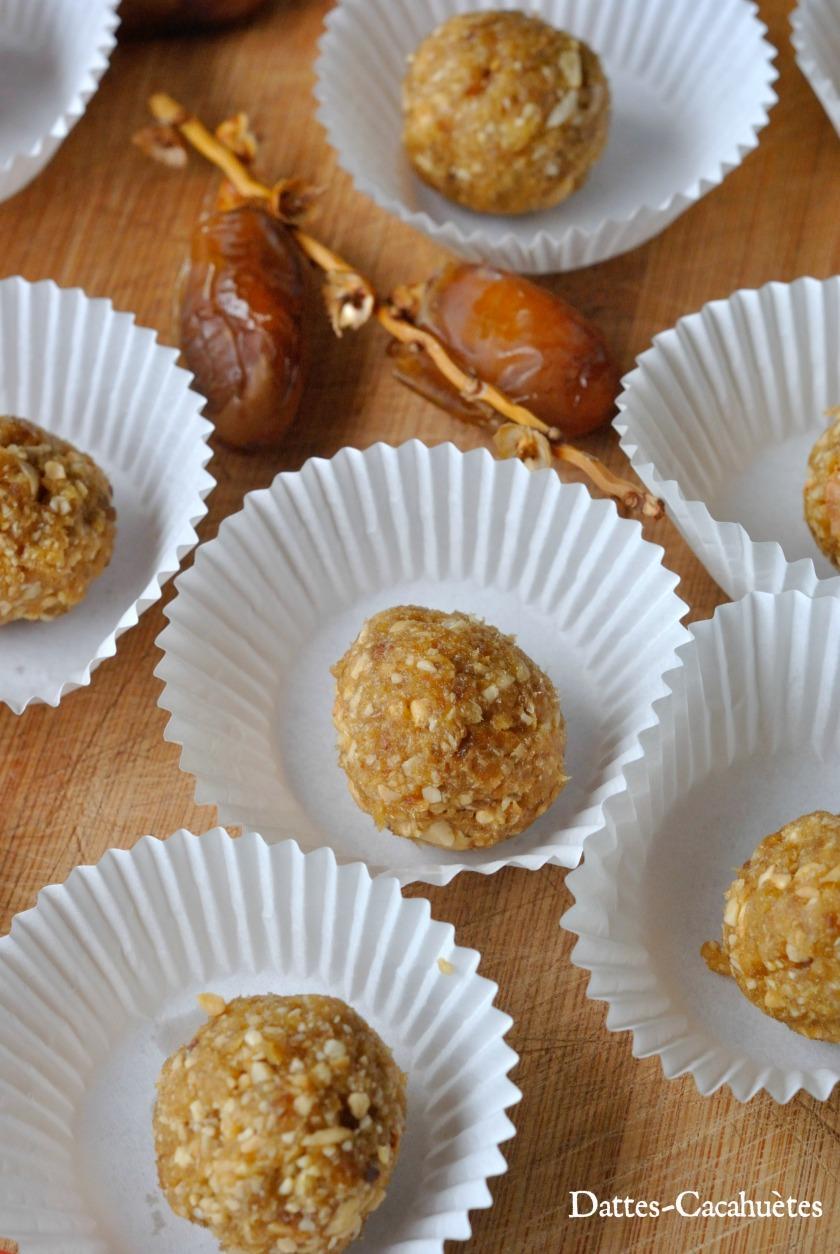 Dattes Cacahuètes 3
