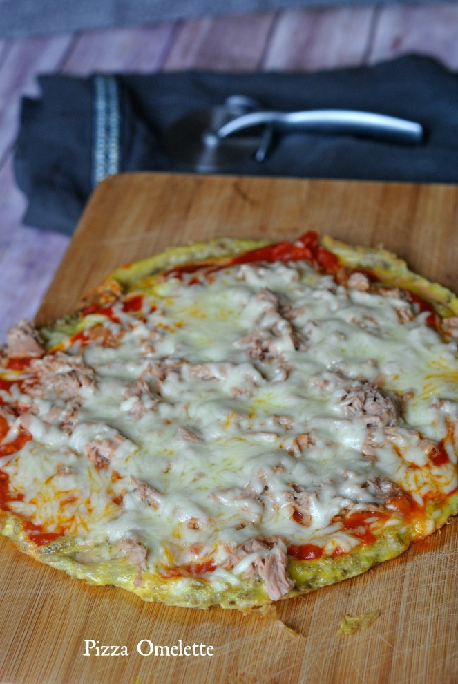 Pizza Omelette 1