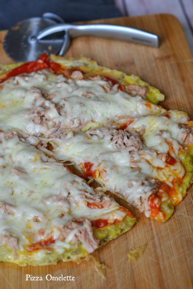 Pizza Omelette 2