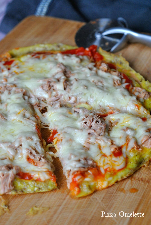 Pizza Omelette 3