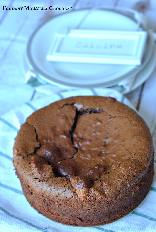 Fondant Mousseux Chocolat 2