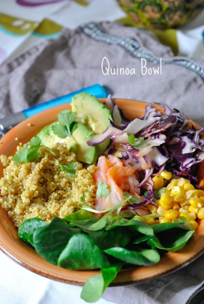 Quinoa Bowl 1