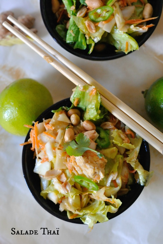 Salade Thaï 1