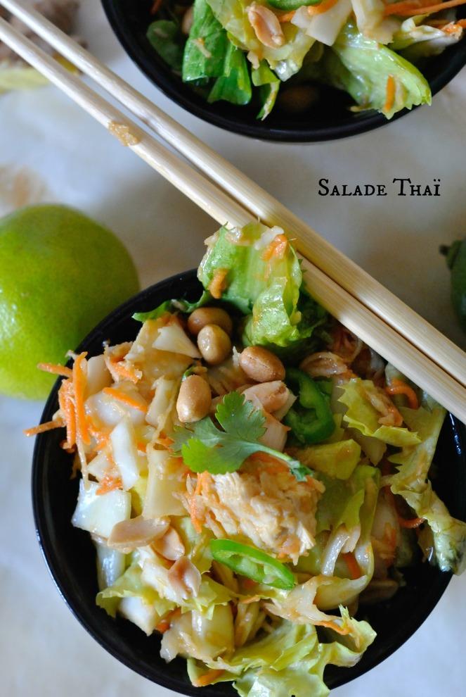Salade Thaï 2