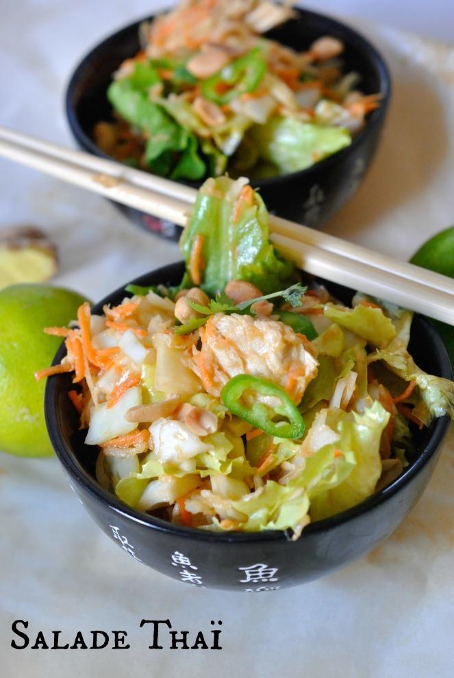 Salade Thaï 3