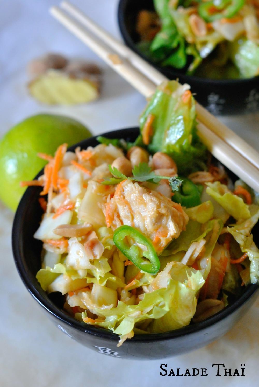 Salade Thaï 4