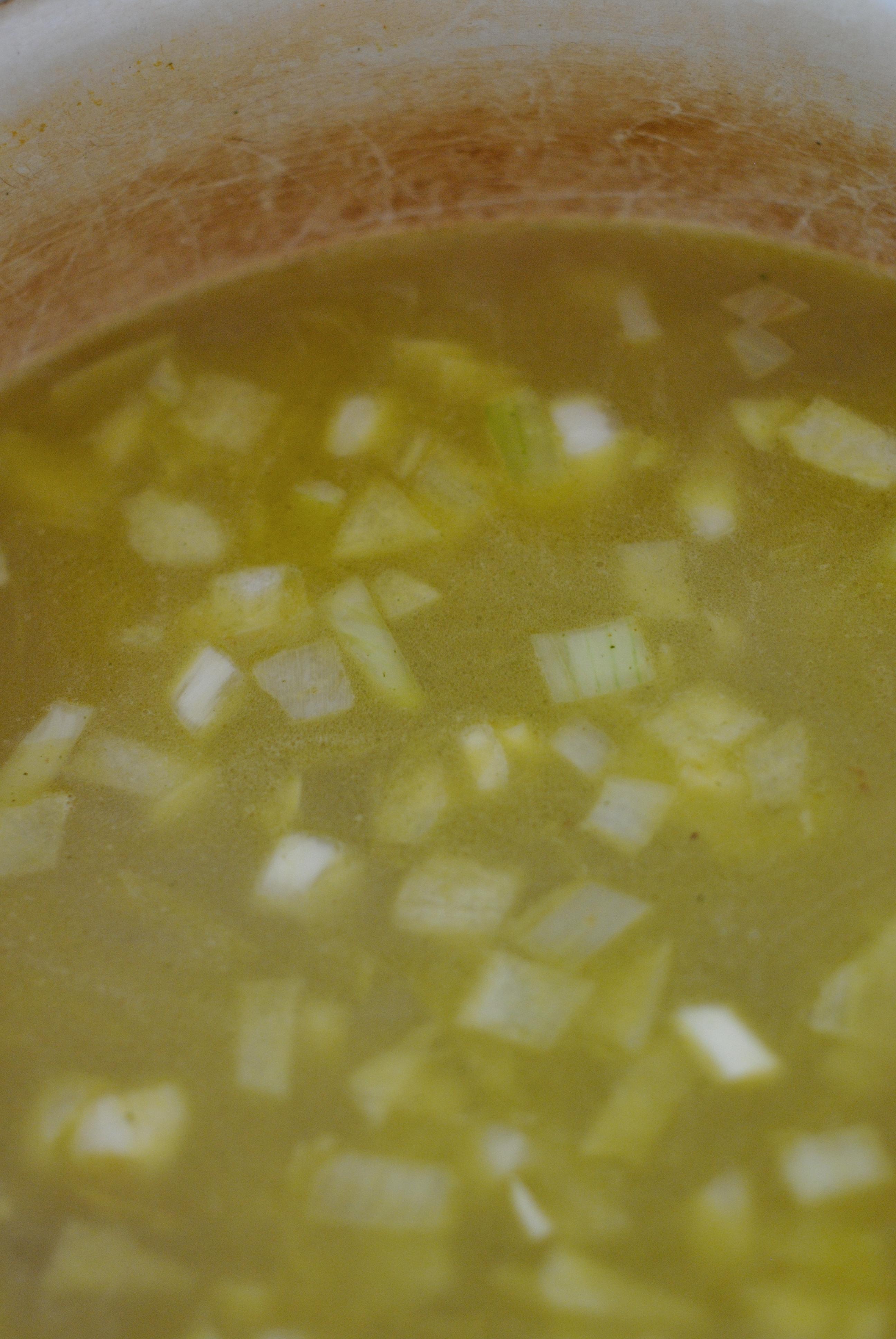 soupe yaourt gaz ram 6