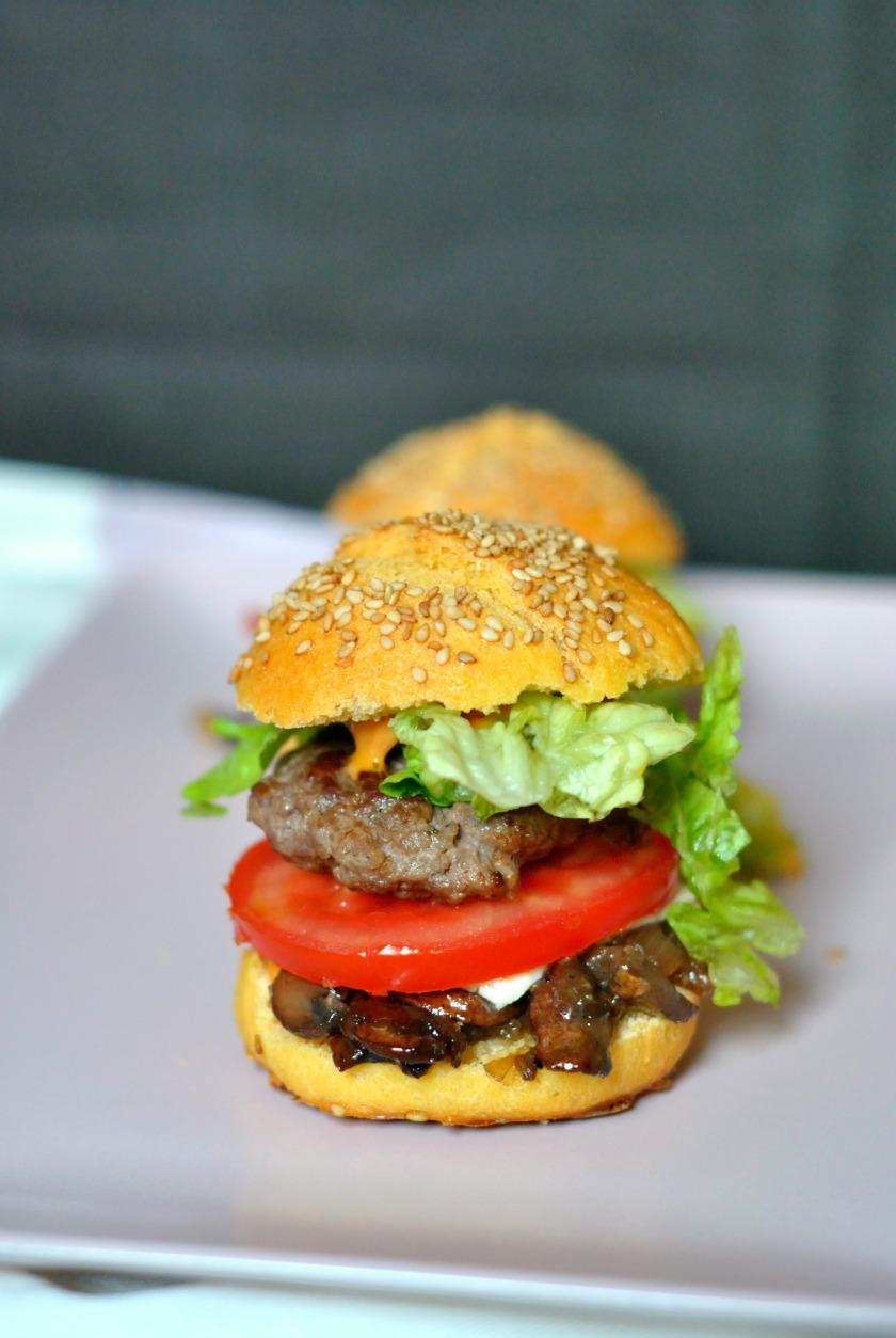 Mini-Burger 1