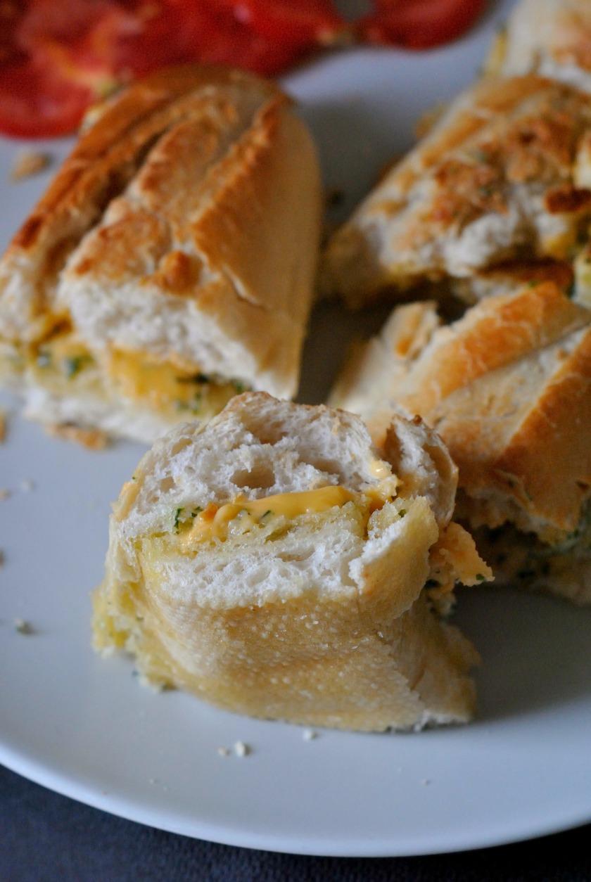 pain à l'ail 2