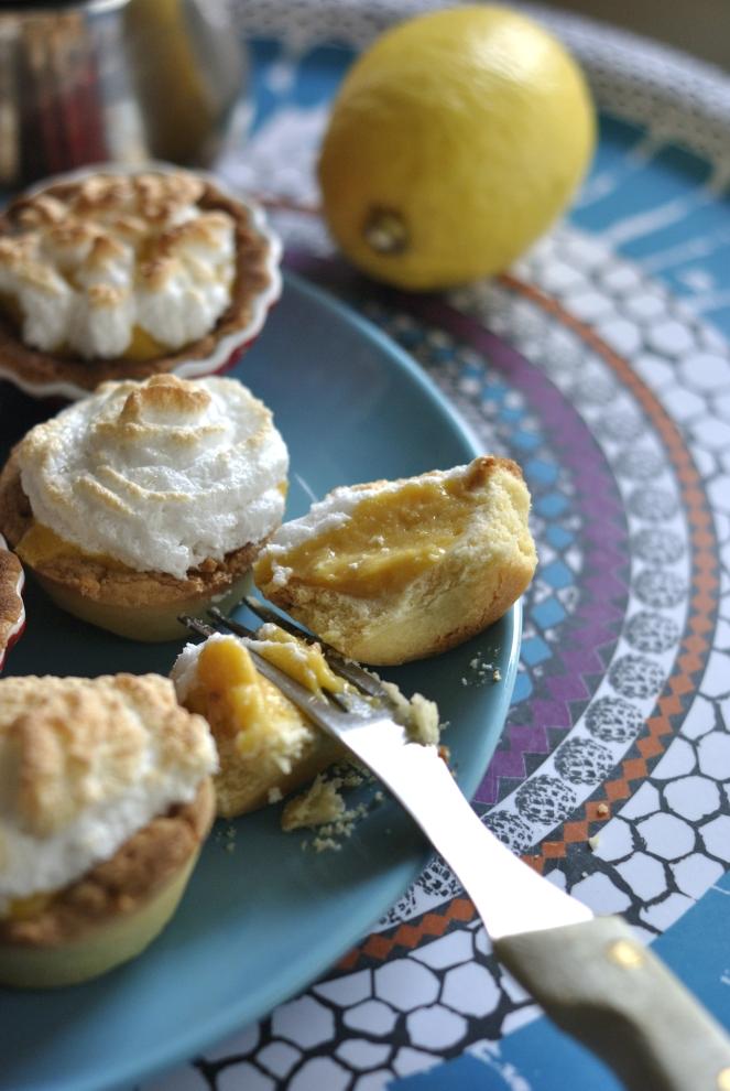 tartelettes citron meringuées 5