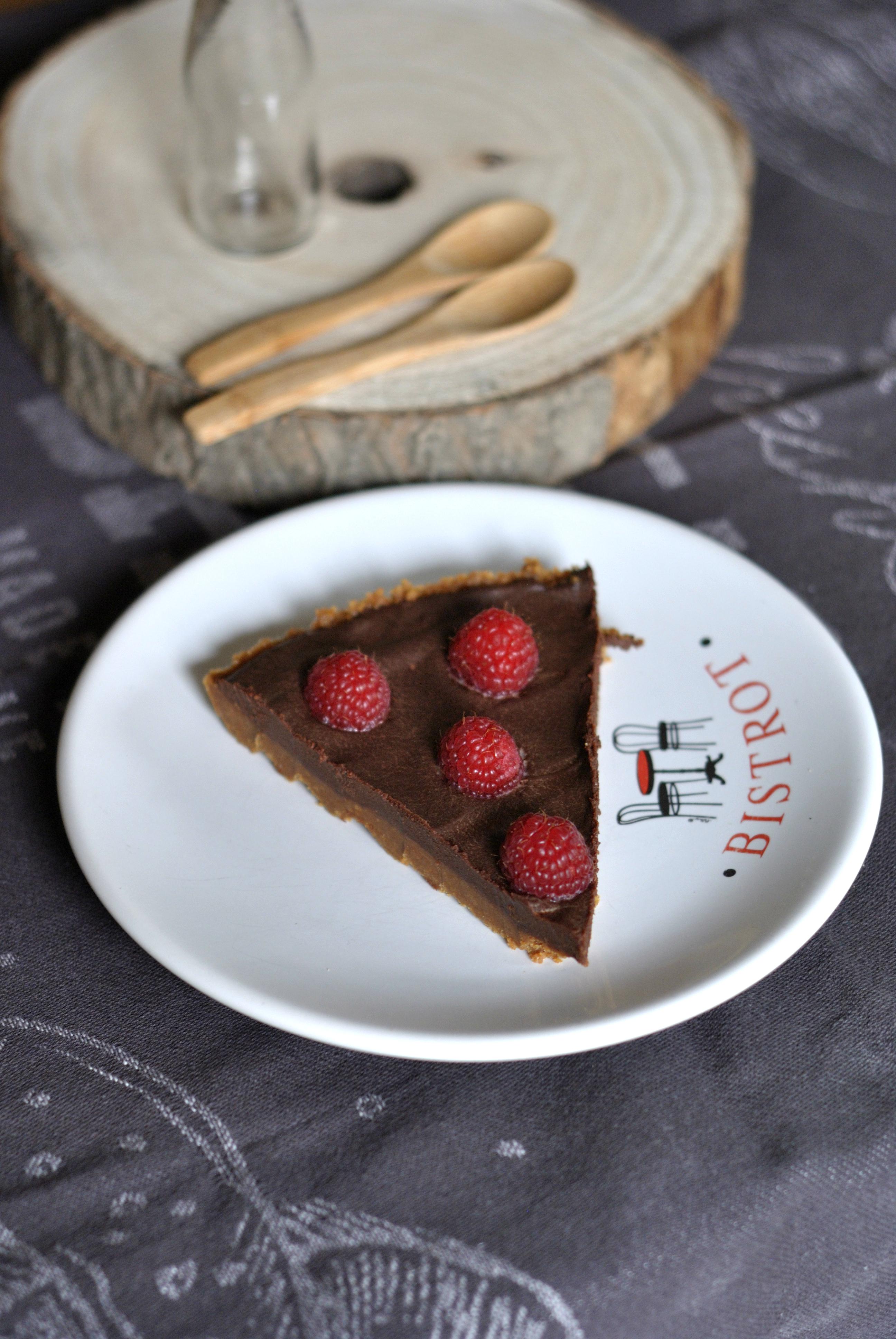 tarte chocolat express 1