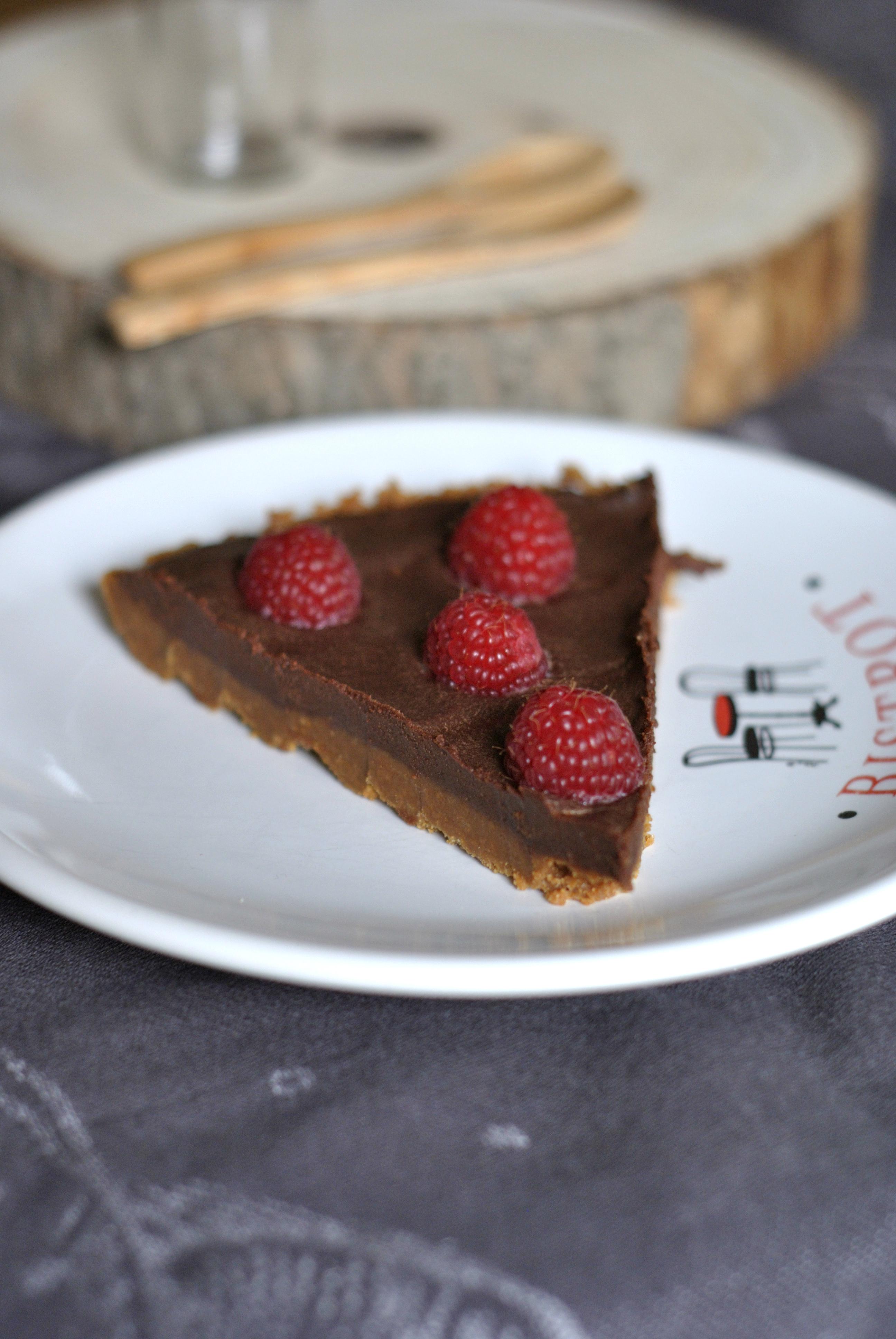 tarte chocolat express 2