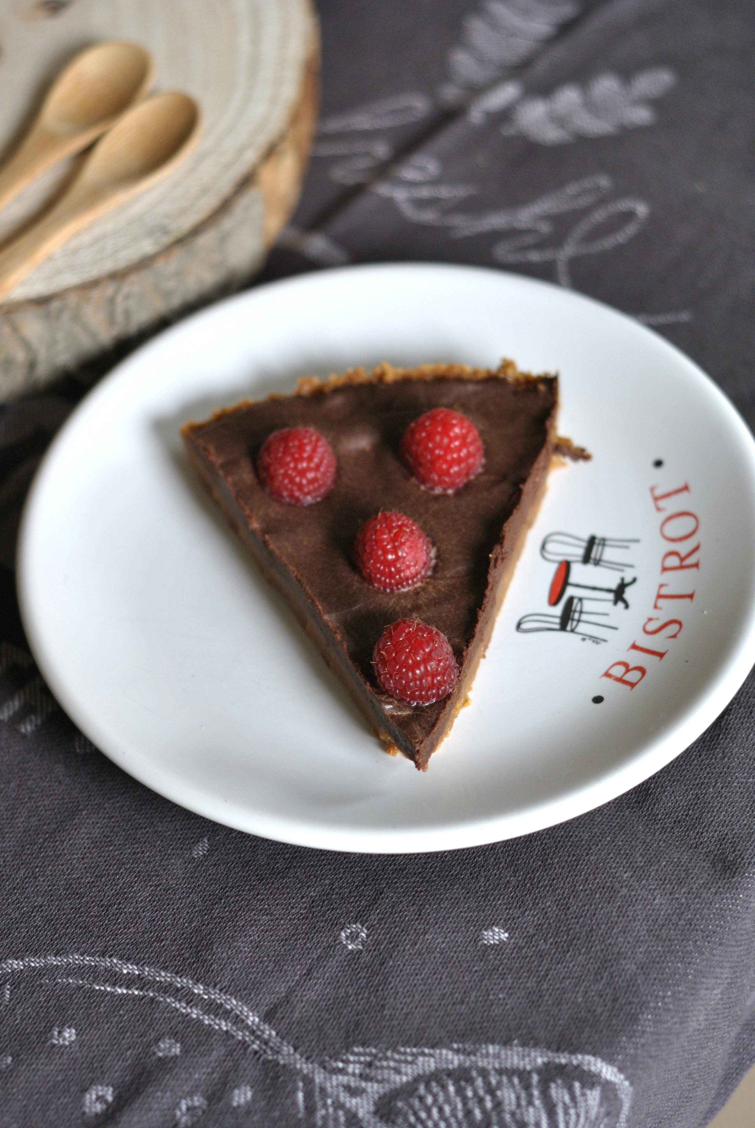 tarte chocolat express 3