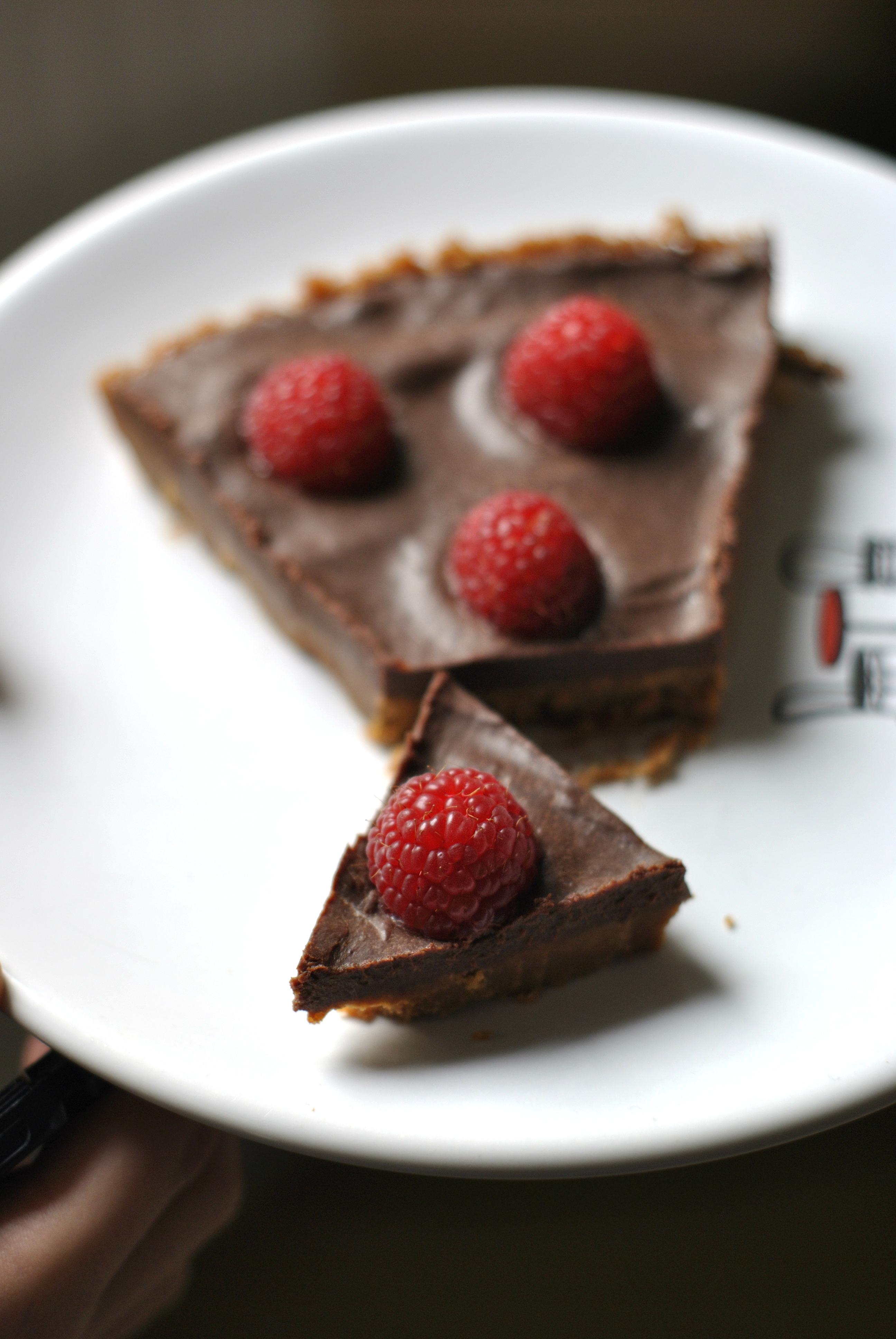 tarte chocolat express 4