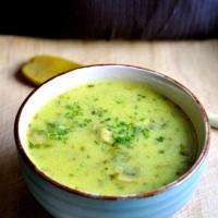 Soupe au Poulet et Lait de Coco